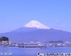 Mt.fuji from Numazu City